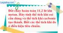 Câu 3 phần bài tập học theo SGK – Trang 104 Vở bài tập hoá 9