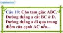 Phần câu hỏi bài 4 trang 102 Vở bài tập toán 8 tập 1