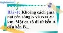 Bài 41 trang 77 Vở bài tập toán 9 tập 2