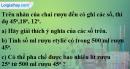 Câu 4 phần bài tập học theo SGK – Trang 119 Vở bài tập hoá 9