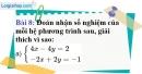 Bài 8 trang 13 Vở bài tập toán 9 tập 2