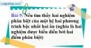 Bài 9 trang 13 Vở bài tập toán 9 tập 2