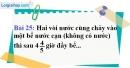 Bài 25 trang 27 Vở bài tập toán 9 tập 2