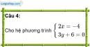 Phần câu hỏi bài 2 trang 9, 10 Vở bài tập toán 9 tập 2
