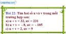 Bài 22 trang 61 Vở  bài tập toán 9 tập 2