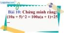 Bài 10 trang 12 Vở bài tập toán 8 tập 1
