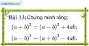 Bài 13 trang 13 Vở bài tập toán 8 tập 1
