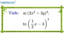 Bài 15 trang 16 Vở bài tập toán 8 tập 1