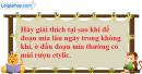 Câu 3 phần bài tập học theo SGK – Trang 131 Vở bài tập hoá 9