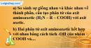 Câu 4 phần bài tập học theo SGK – Trang 135 Vở bài tập hoá 9
