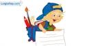 Dựa vào mẫu đơn đã cho, em hãy viết một lá đơn xin nghỉ học