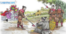 Bài 4 - Viết lại câu trả lời: - Vì sao quân lính đâm giáo vào đùi chàng trai? - Vì sao Trần Hưng Đạo đưa chàng trai về kinh đô?