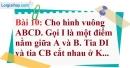 Bài 10 trang 88 Vở bài tập toán 9 tập 1
