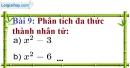 Bài 9 trang 12 Vở bài tập toán 9 tập 1
