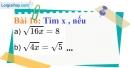 Bài 16 trang 17 Vở bài tập toán 9 tập 1