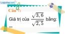Phần câu hỏi bài 4 trang 19 Vở bài tập toán 9 tập 1