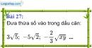 Bài 27 trang 28 Vở bài tập toán 9 tập 1