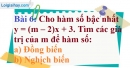 Bài 6 trang 55 Vở bài tập toán 9 tập 1