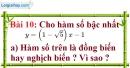 Bài 10 trang 57 Vở bài tập toán 9 tập 1