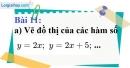 Bài 11 trang 59 Vở bài tập toán 9 tập 1