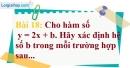 Bài 18 trang 67 Vở bài tập toán 9 tập 1