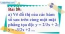 Bài 20 trang 68 Vở bài tập toán 9 tập 1