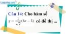 Phần câu hỏi bài 5 trang 70, 71 Vở bài tập toán 9 tập 1
