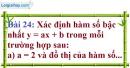 Bài 24 trang 72 Vở bài tập toán 9 tập 1