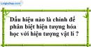 Câu 1 phần bài tập học theo SGK – Trang 41 Vở bài tập hoá 8