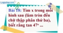 Bài 18 trang 93 Vở bài tập toán 9 tập 1