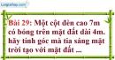 Bài 29 trang 99 Vở bài tập toán 9 tập 1