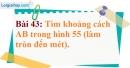 Bài 43 trang 106 Vở bài tập toán 9 tập 1
