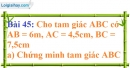 Bài 45 trang 107 Vở bài tập toán 9 tập 1