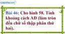 Bài 46 trang 107 Vở bài tập toán 9 tập 1