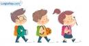 Viết đoạn văn tả con đường đi học của tuổi thơ