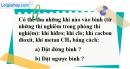 Câu 3 phần bài tập học theo SGK – Trang 69 Vở bài tập hoá 8