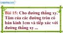 Bài 15 trang 120 Vở bài tập toán 9 tập 1