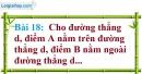 Bài 18 trang 123 Vở bài tập toán 9 tập 1