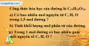 Câu 3 phần bài tập học theo SGK – Trang 74 Vở bài tập hoá 8