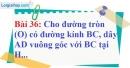 Bài 36 trang 138 Vở bài tập toán 9 tập 1