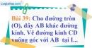 Bài 39 trang 142 Vở bài tập toán 9 tập 1