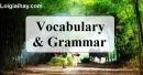 Vocabulary & Grammar - Trang 32 Unit 4 VBT Tiếng Anh 9 mới