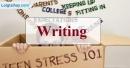 Writing - Trang 23 Unit 3 VBT Tiếng Anh 9 mới