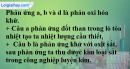 Câu 2 phần bài tập học theo SGK – Trang 118 Vở bài tập hoá 8