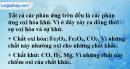 Câu 3 phần bài tập học theo SGK – Trang 118 Vở bài tập hoá 8