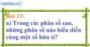 Bài 13 trang 17 Vở bài tập toán 7 tập 1