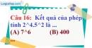Phần câu hỏi bài 6 trang 22 Vở bài tập toán 7 tập 1