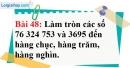Bài 48 trang 39 Vở bài tập toán 7 tập 1