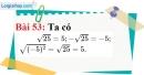 Bài 53 trang 42 Vở bài tập toán 7 tập 1
