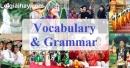 Vocabulary & Grammar - Trang 19 Unit 3 VBT Tiếng Anh 8 mới